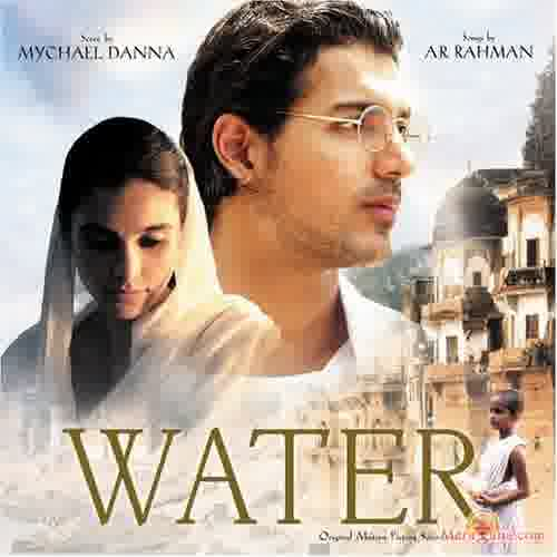 Poster of Water (2005) - (Hindi Film)