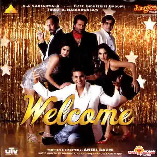 Poster of Welcome (2007) - (Hindi Film)