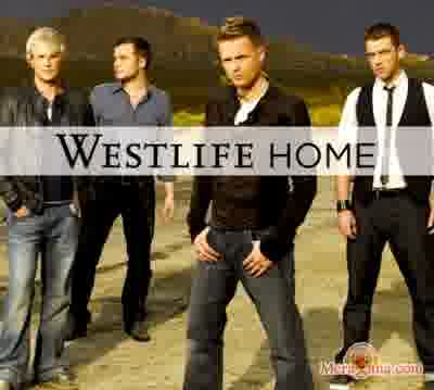 Poster of Westlife - (English)