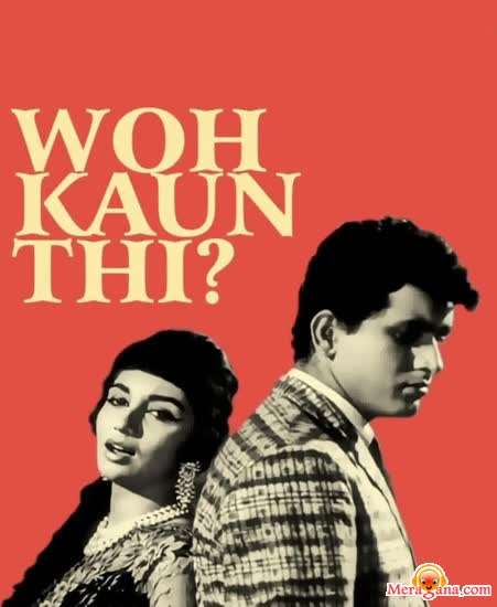 Poster of Woh Kaun Thi (1964) - (Hindi Film)