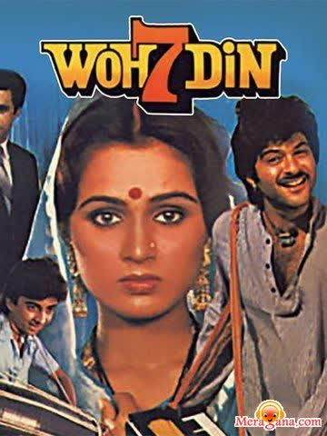 Poster of Woh 7 Din (1983)