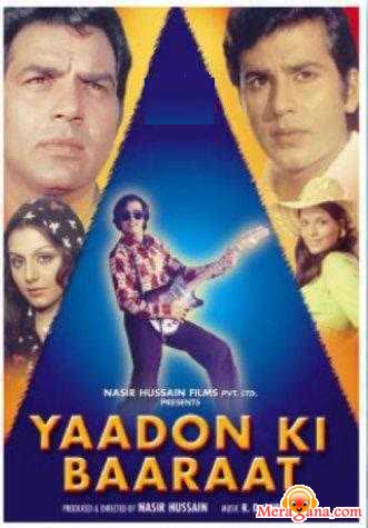 Poster of Yaadon Ki Baaraat (1973) - (Hindi Film)