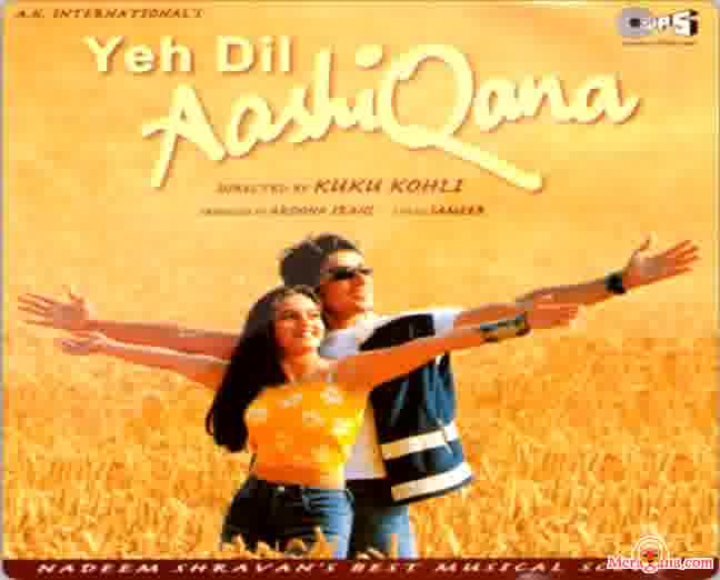 Poster of Yeh Dil Aashiqanaa (2002) - (Hindi Film)