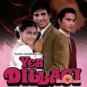 Poster of Yeh Dillagi (1994) - (Hindi Film)