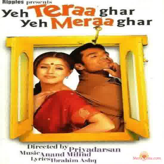 Poster of Yeh Teraa Ghar Yeh Meraa Ghar (2001) - (Hindi Film)