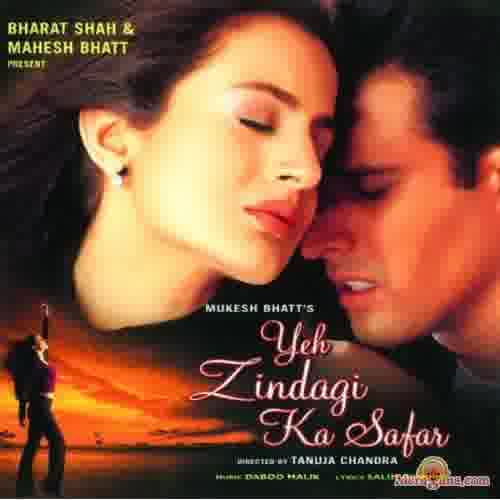 Poster of Yeh Zindagi Ka Safar (2001) - (Hindi Film)