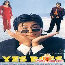 Poster of Yes Boss (1997) - (Hindi Film)