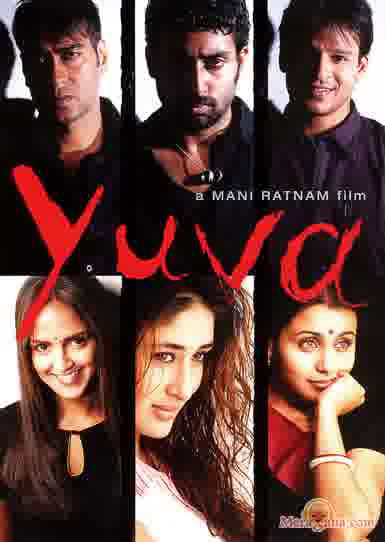 Poster of Yuva (2004) - (Hindi Film)