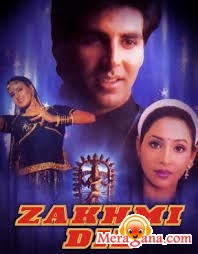 Poster of Zakhmi+Dil+(1994)+-+(Hindi+Film)