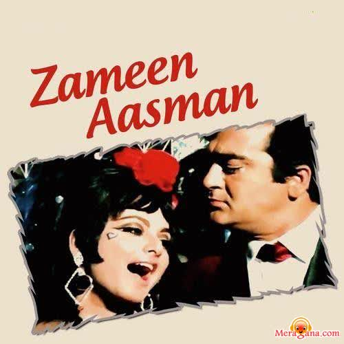 Poster of Zameen Aasman (1972)