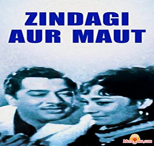 Poster of Zindagi Aur Maut (1965) - (Hindi Film)