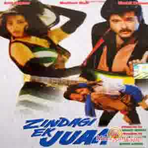 Poster of Zindagi Ek Juaa (1992) - (Hindi Film)